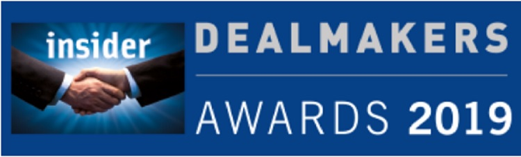 Insider Dealmakers Awards 2019